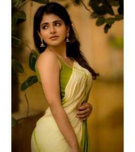Iswarya Menon10   Telugu Rajyam