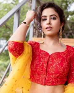 Shobhita Rana Latest Insta Pics 4   Telugu Rajyam