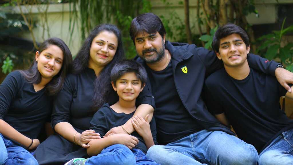 Hero Srikanth Shares His Emotional Experience In Film Industry