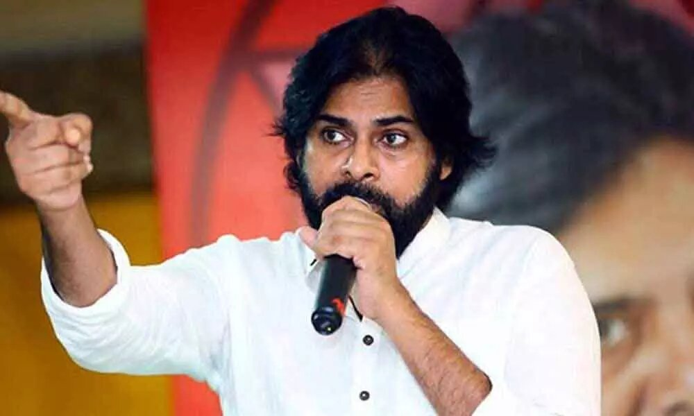 Janasena Will Fight Over Job Calendar For Unemployed Youth