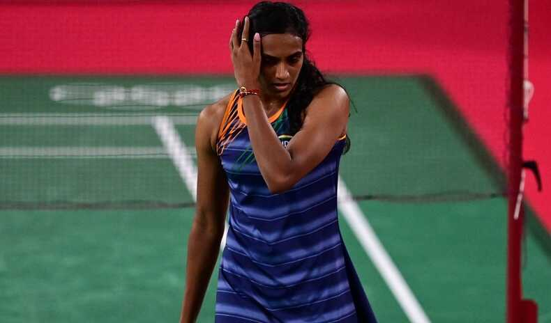 Pv Sindhu Crashed Out Of The Gold Medal Race With A Loss Against Her Chinese Taipei Opposition