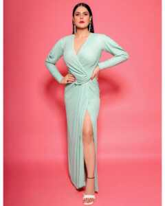 Bollywood Actress Zareen Khan Latest Photo Shoot 10   Telugu Rajyam